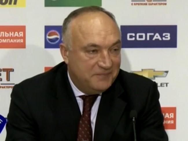 Президент «Локомотива» расскажет, почему не получилось обыграть СКА