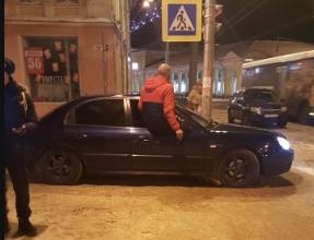 В Ярославле привлекут к ответственности автохама за езду по улице Кирова
