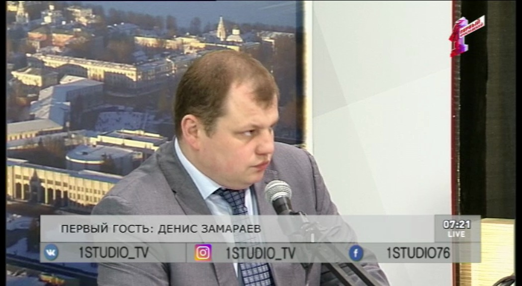 Глава комитета дептранса: скоро в Ярославле дороги будут, как в Москве