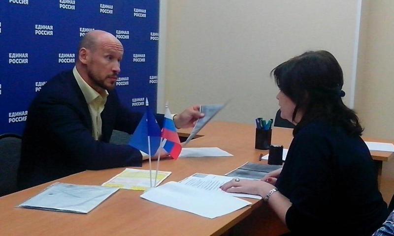 Илья Горохов намерен побороться за место в Ярославской областной Думе