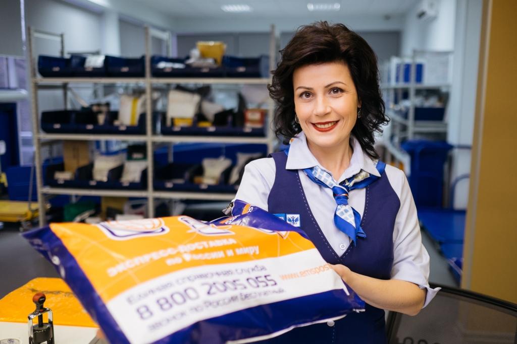 Оповещения Почты России о поступлении посылок теперь будут приходить в электронном виде или через СМС