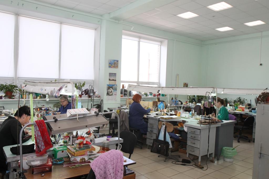 «Ростовская финифть» в этом году отмечает 100-летие основания