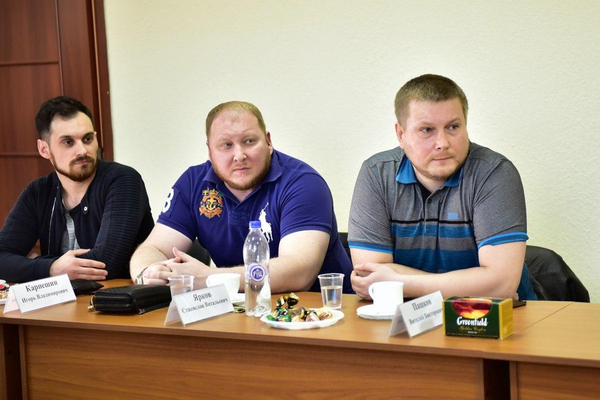 В Переславском районе власти встретились с местными блогерами