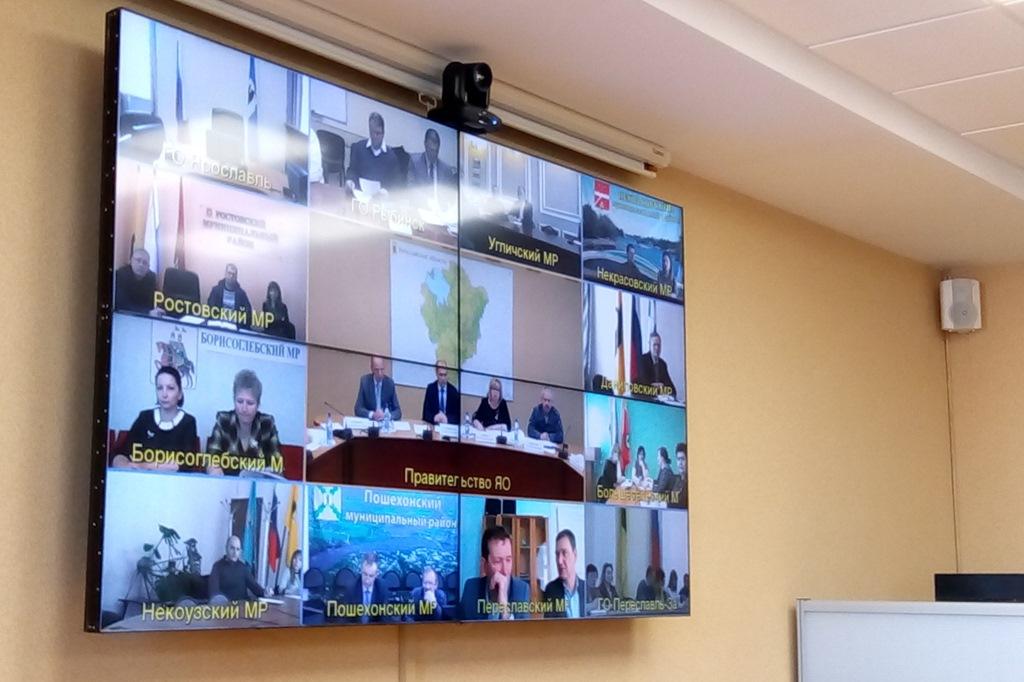 Полтысячи торговых объектов Ярославской области должны получить паспорта безопасности