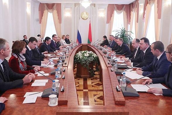 Премьер-министр Республики Беларусь: «У нас есть потенциал для того, чтобы нарастить товарооборот с Ярославской областью»