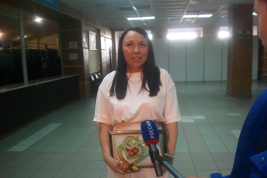 Определился победитель областного конкурса «Сердце отдаю детям»