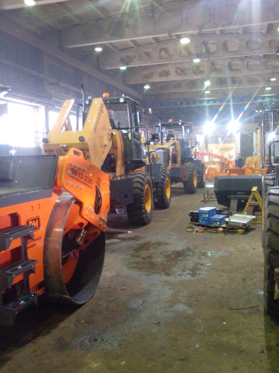Рыбинский завод получил субсидию на создание техники, предназначенной для уплотнения мусора