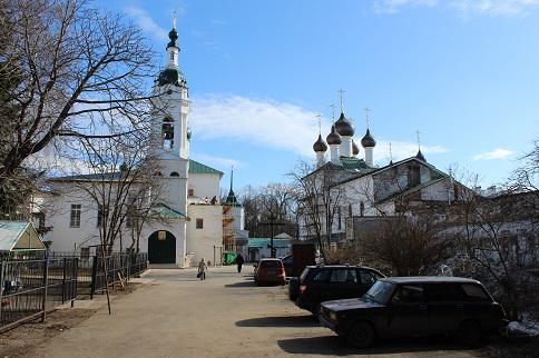 В Ярославле создадут памятник в честь спасения ополчения Минина и Пожарского