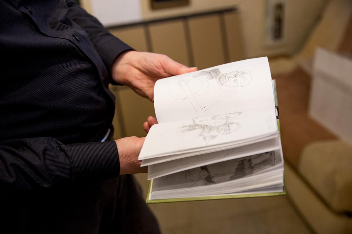 Подари свою внешность слуге. Как ярославский иллюстратор ищет героев для книг Акунина