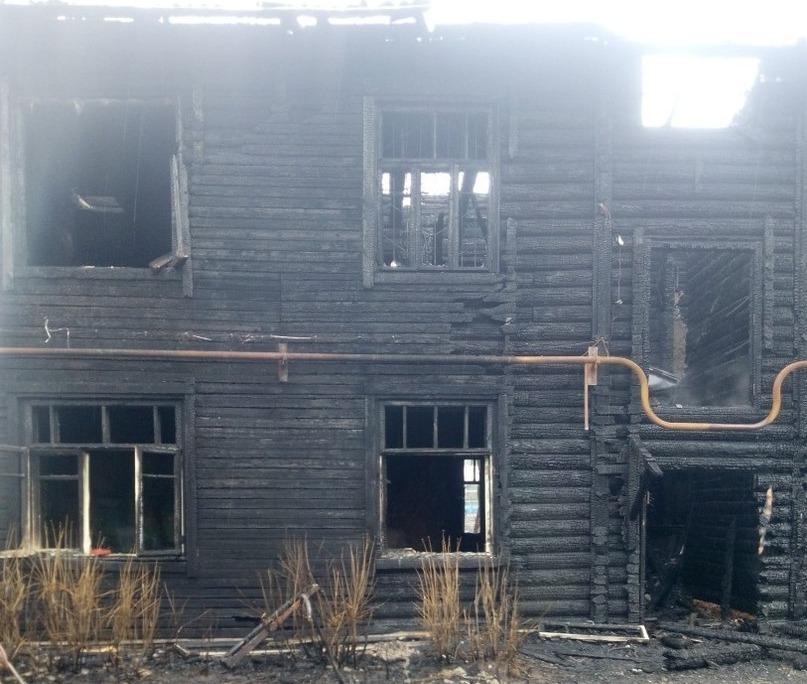 Страшный пожар на проспекте Фрунзе: погорельцев обвиняют в мошенничестве