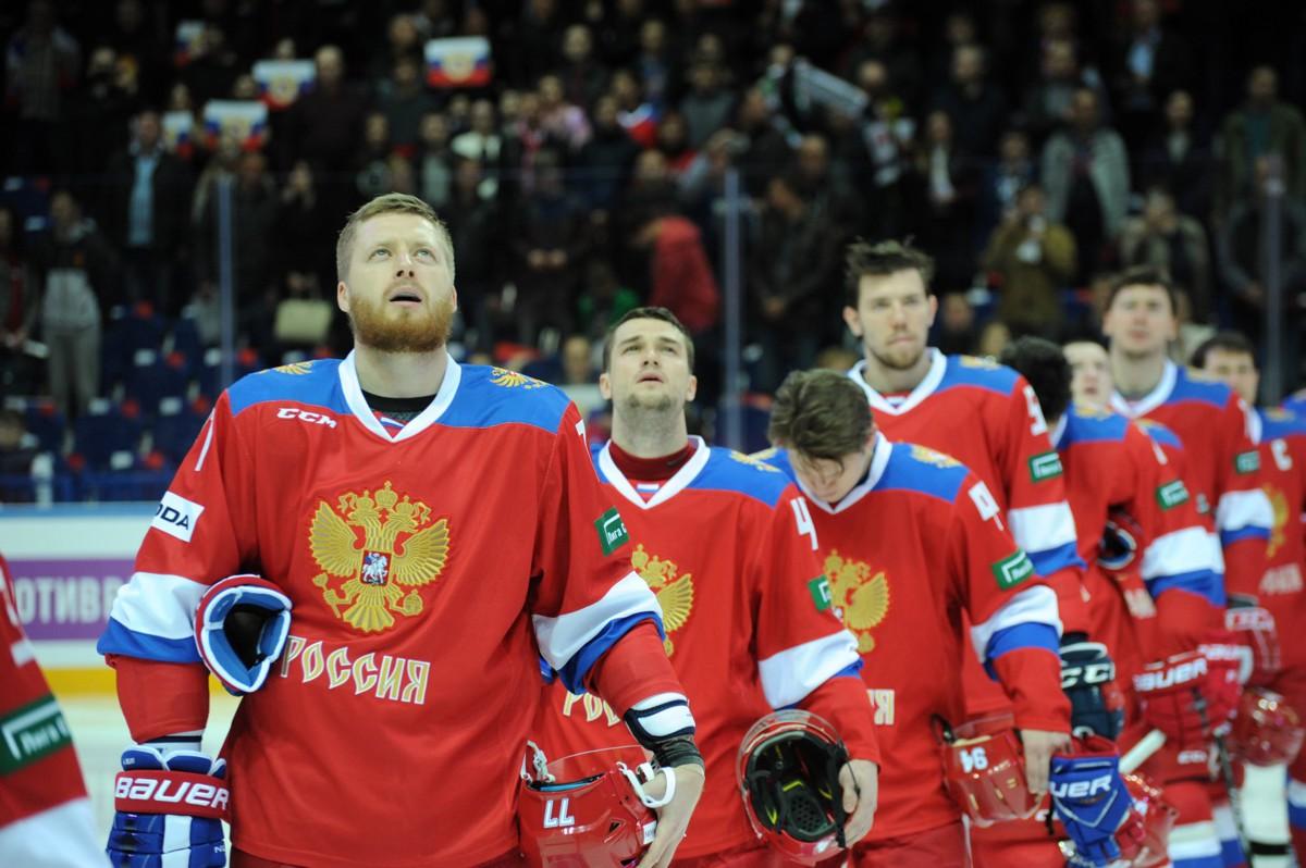 Сборная России по хоккею уступила Швеции в Ярославле: фоторепортаж