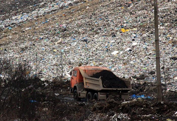 Ежедневно «Скоково» принимает 750 тонн ярославского мусора