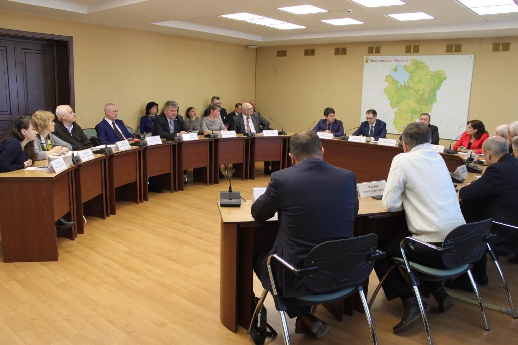 Членам экспертной группы по вопросам развития полигона «Скоково» представили полную информацию об объекте