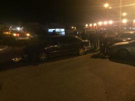 В Ярославской области столкнулись две иномарки: есть пострадавший