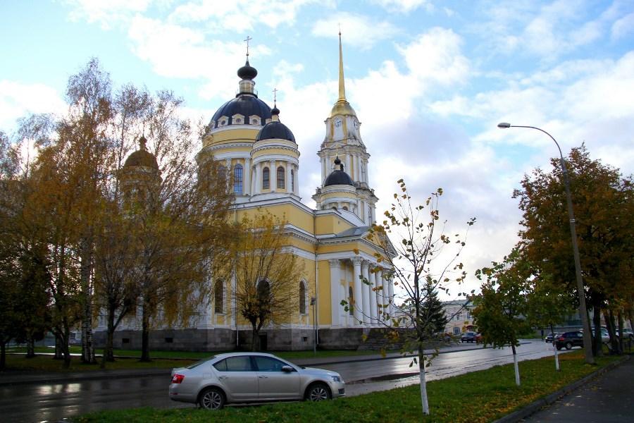 В Рыбинске отреставрируют главный собор города