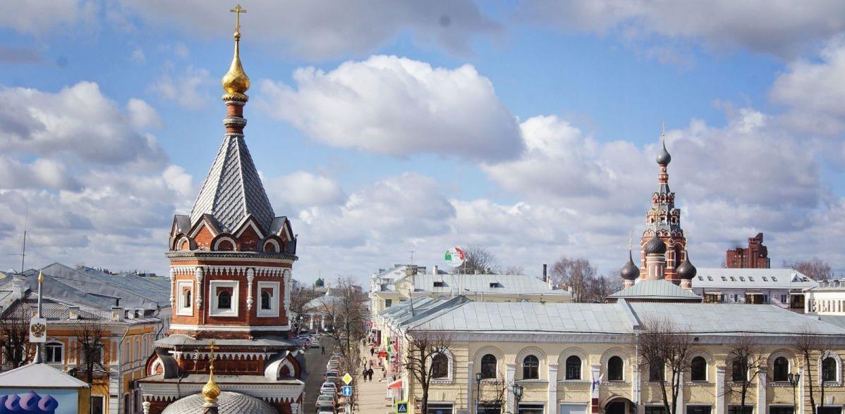 В Ярославле в День города «переименуют» одну из центральных улиц