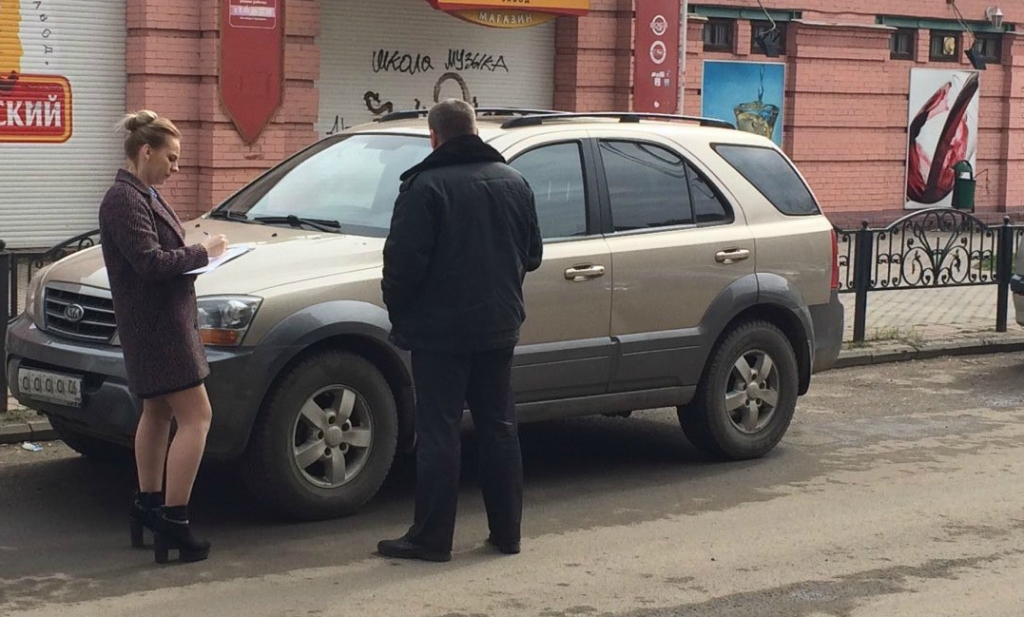 Приставы арестовали два автомобиля у ярославцев, задолжавших более 4,5 миллиона рублей