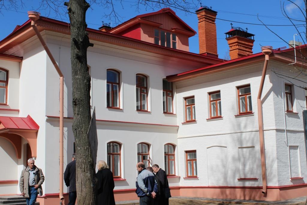 В Ярославской области восстановлен дом купца Шлякова