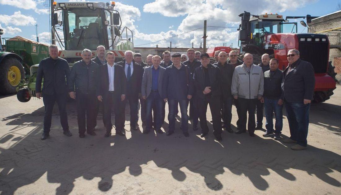 Состоялось собрание руководителей предприятий и глав поселений Ярославского района
