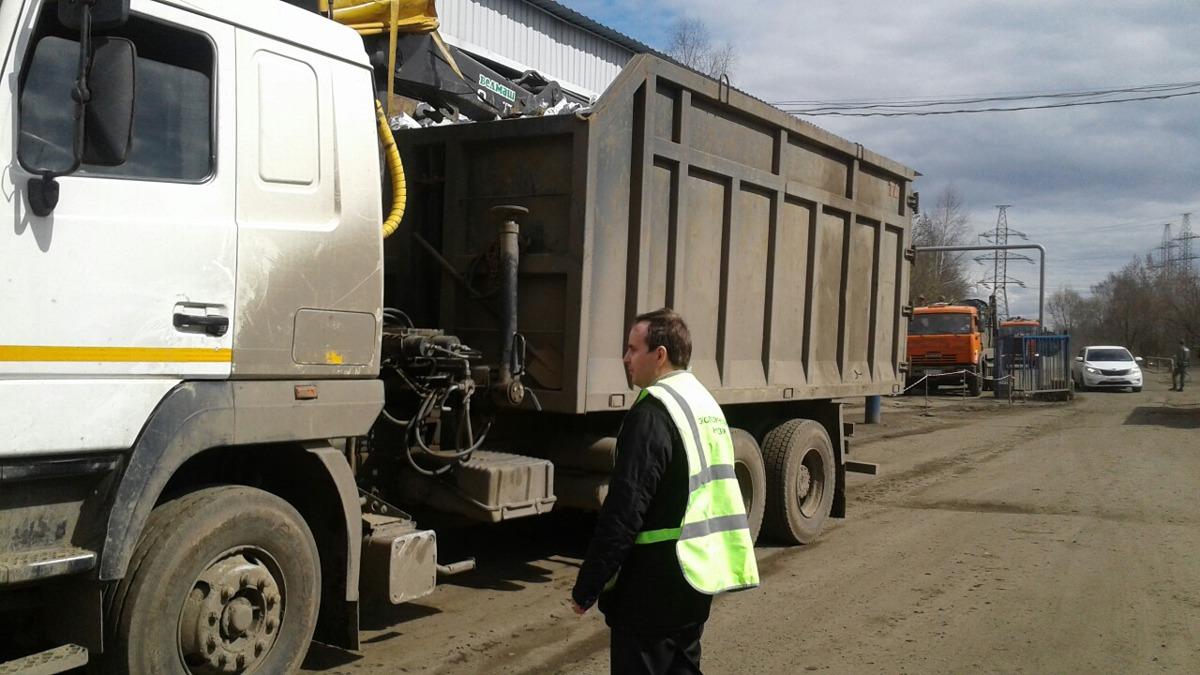 Нарушителям правил транспортировки отходов в Ярославской области выпишут высокие штрафы