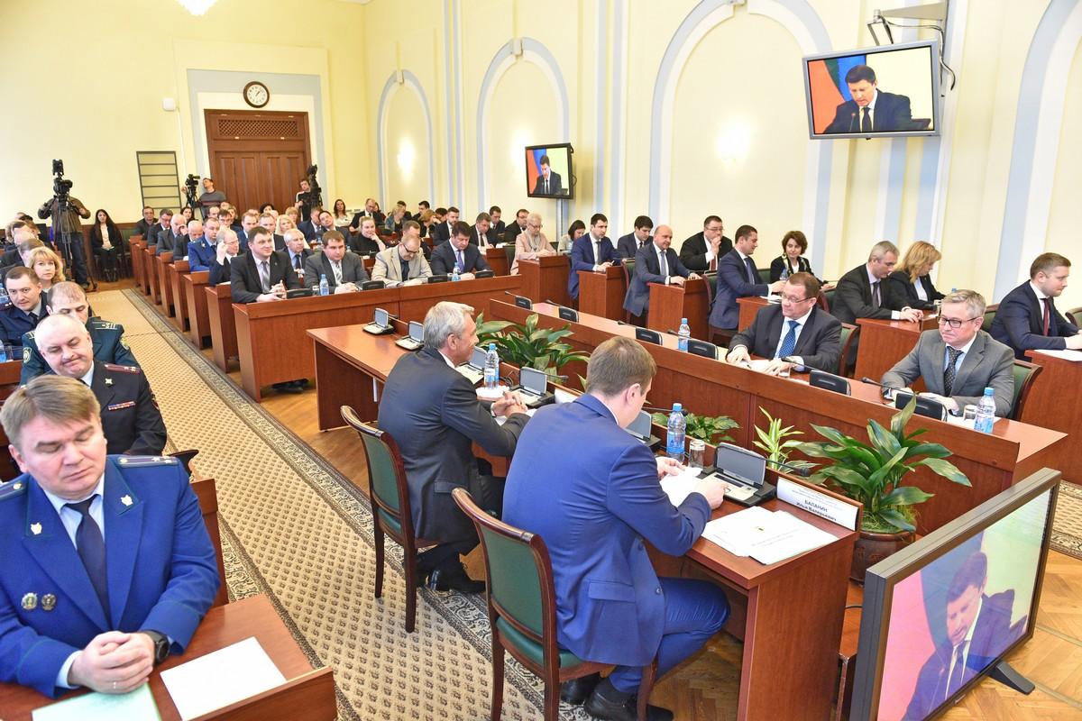 Две трети бюджета – на социалку. В регион привлечено 7,5 миллиарда рублей