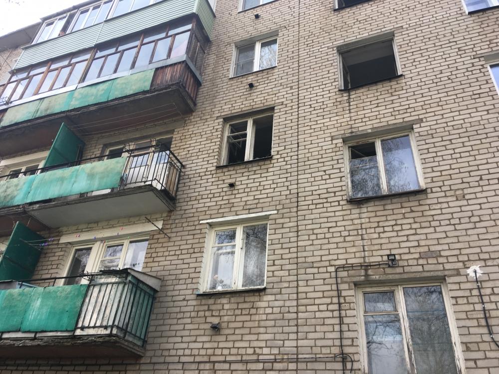 Хлопок бытового газа в Ярославле: пострадал хозяин квартиры