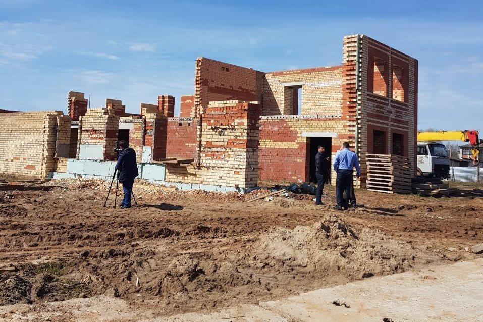 В Ярославской области возобновлено строительство детского сада на 110 мест