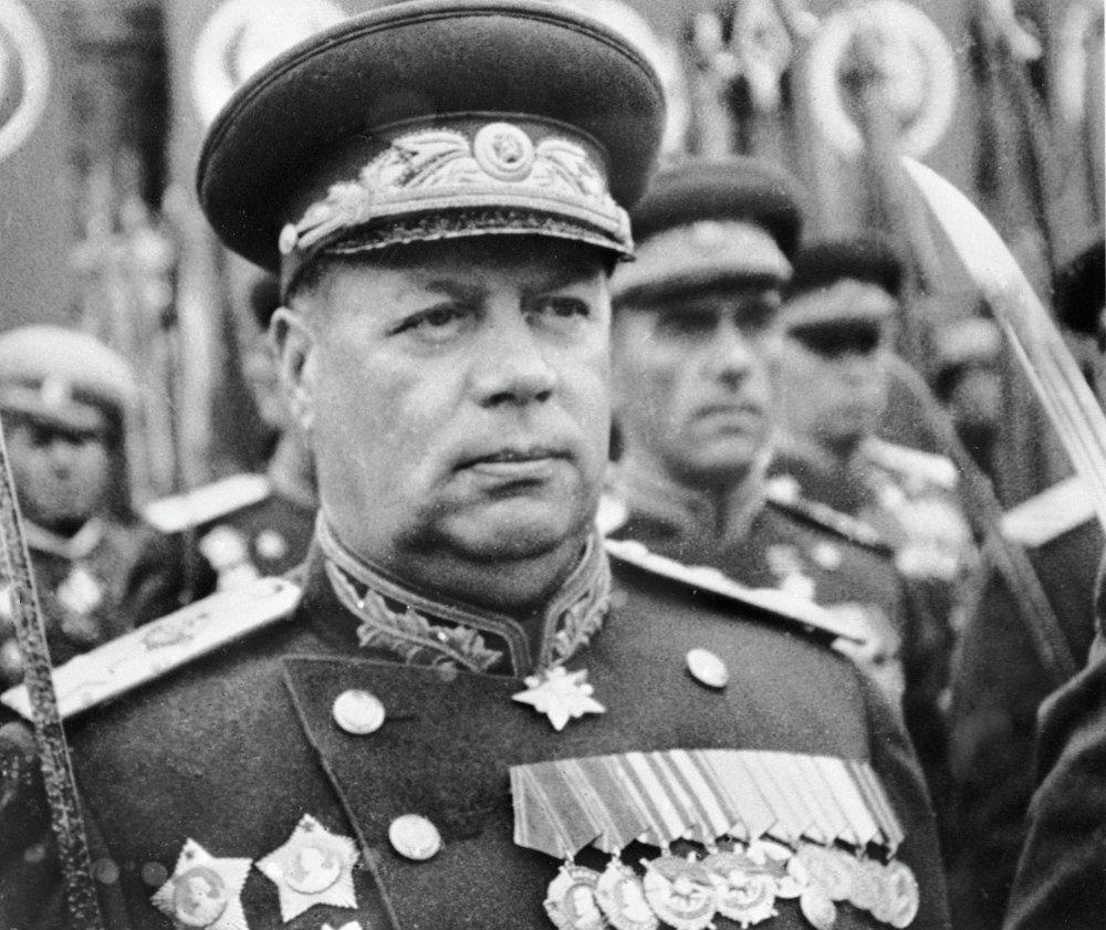 Улицы-герои Ярославля. Маршал Толбухин – освободитель Крыма и Европы