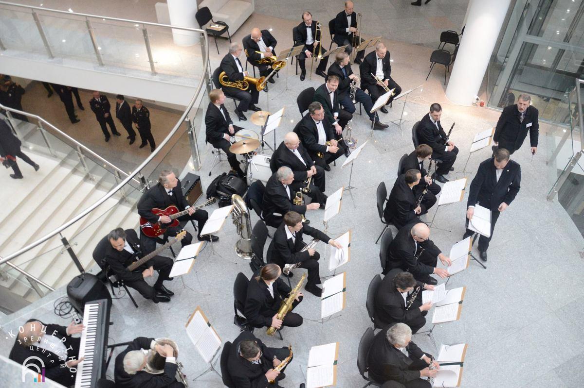 Ярославский муниципальный духовой оркестр отметил юбилей