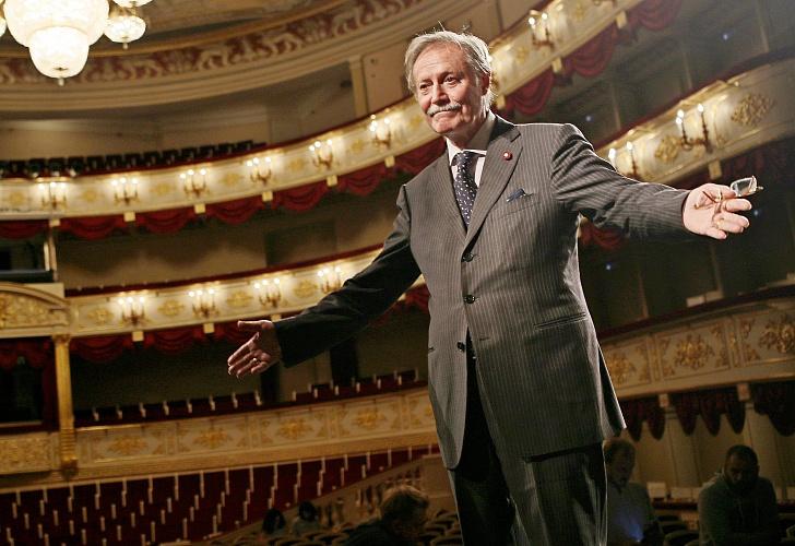 В Ярославле гастролирует Малый театр