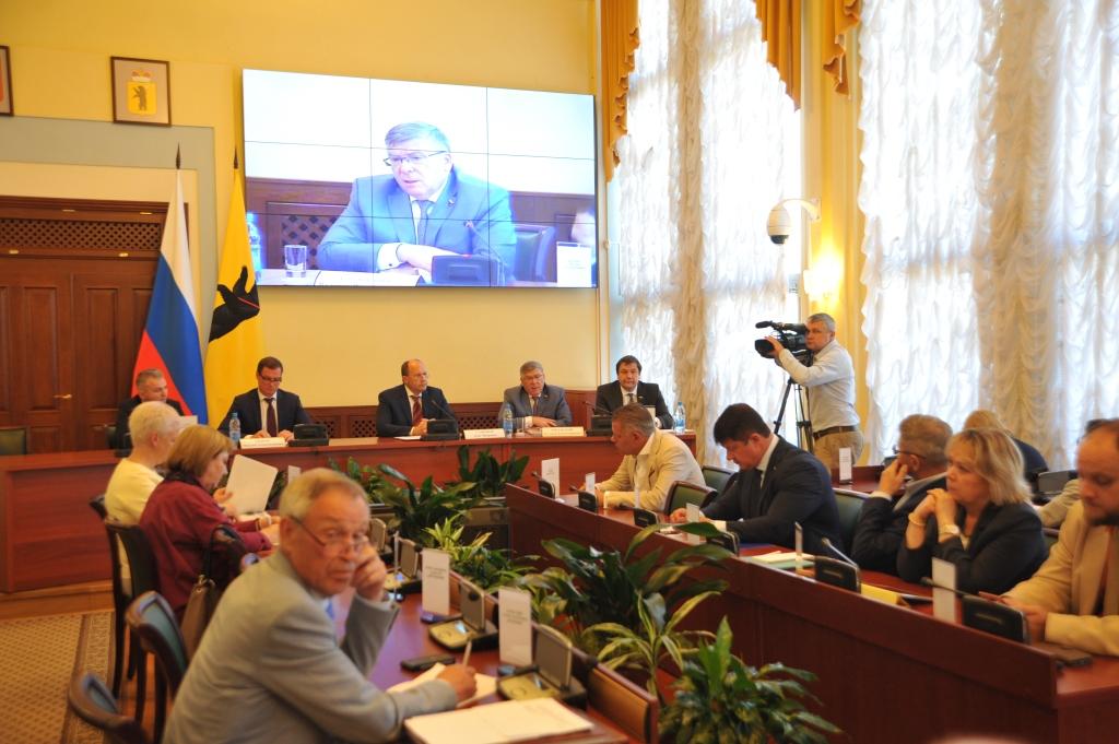 В Ярославле обсудили концепцию будущей федеральной целевой программы развития внутреннего и въездного туризма
