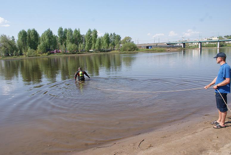 В Ярославле Центральный пляж подготовили к началу купального сезона