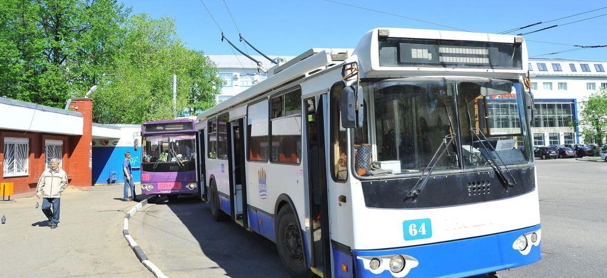 В Ярославле изменится расписание работы первого троллейбуса
