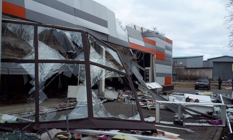 Названа причина обрушения крыши супермаркета в Рыбинске