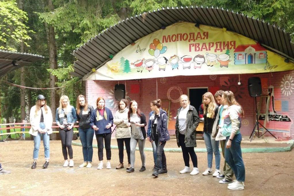 Более 300 вожатых готовы работать с детьми в летних лагерях Ярославской области