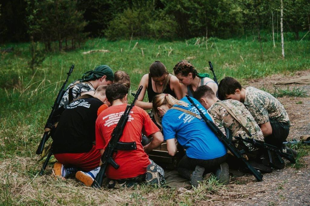 В Ярославской области определили лучших в военных играх