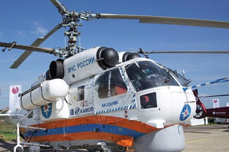 В ярославском МЧС разыскивают пилота вертолета