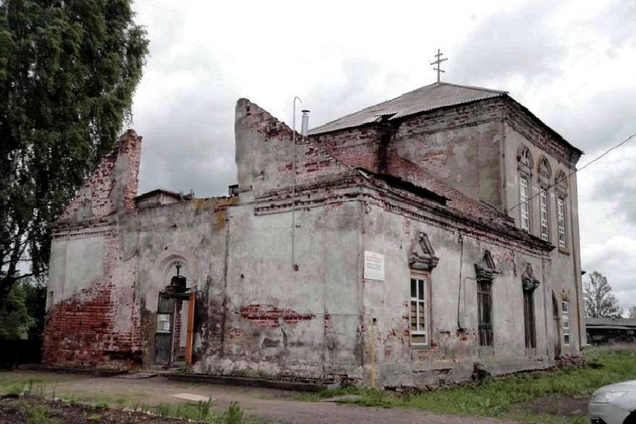 Церковь в Ярославской области включена в Единый государственный реестр объектов культурного наследия