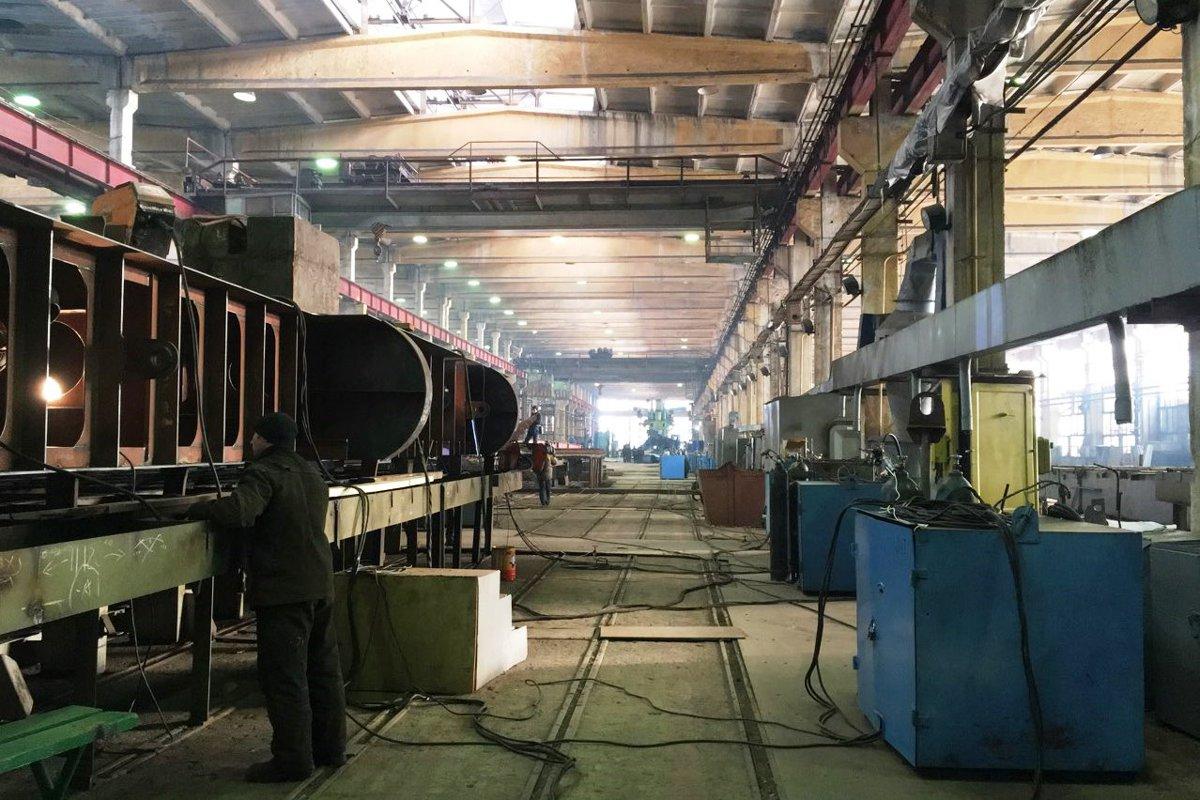 В Ярославской области будет построена еще одна судоверфь