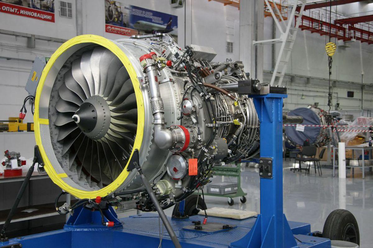 Самолеты-амфибии будут оснащать российско-французскими двигателями, собранными в Рыбинске