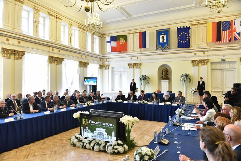 На День города в Ярославль прибыли делегации из Германии и Китая