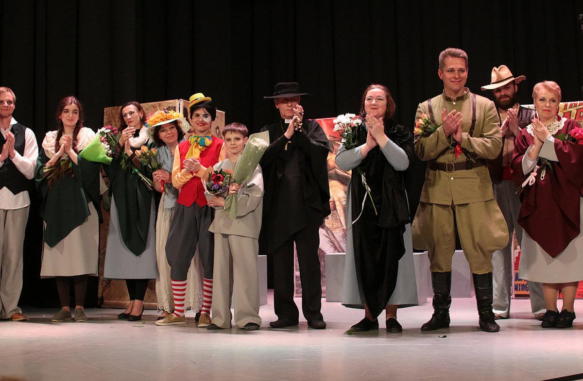 Ярославский театр возрождается после 20-летнего перерыва