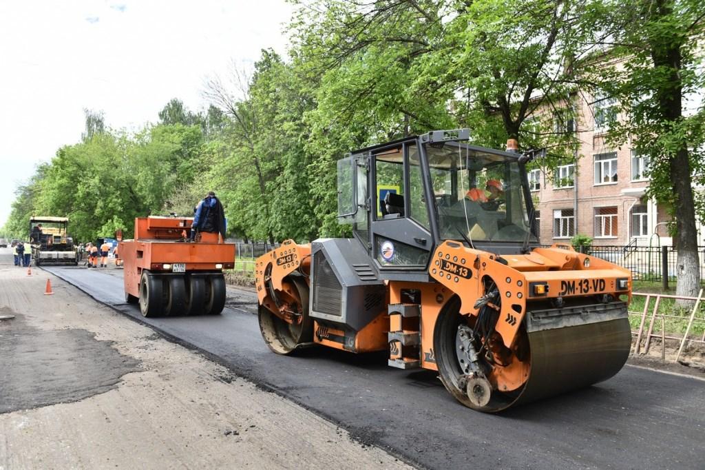 В Ярославле начался масштабный ремонт на улице Чехова
