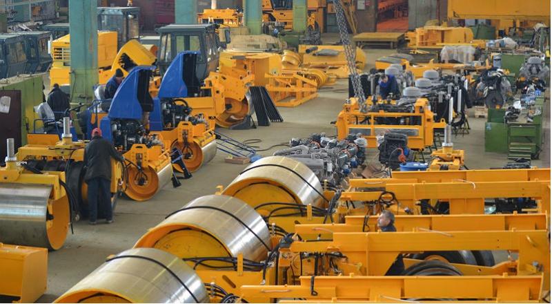 Рыбинский завод «Раскат» поставил первую партию дорожной техники по заказу Министерства обороны РФ