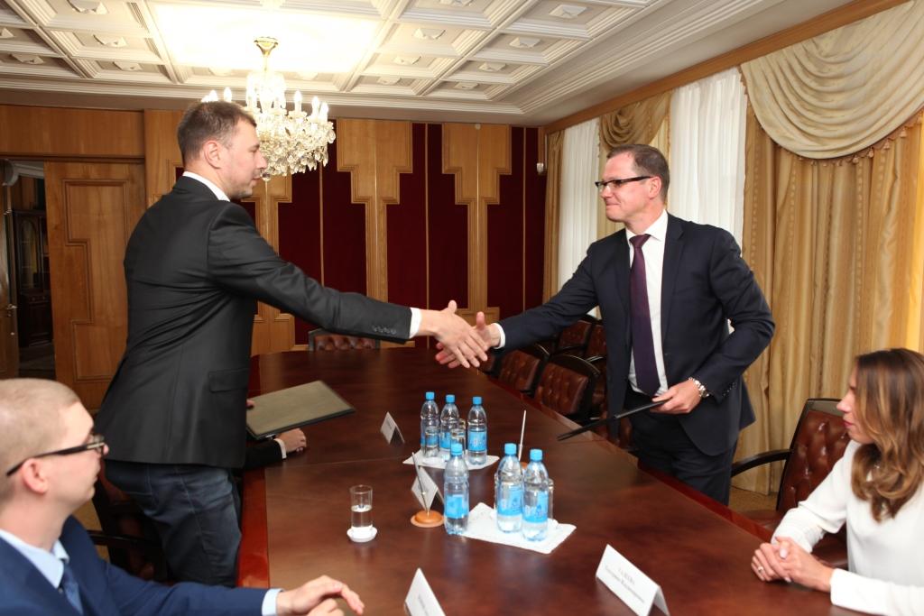 Правительство Ярославской области заключило соглашение с «Яндекс.Такси»