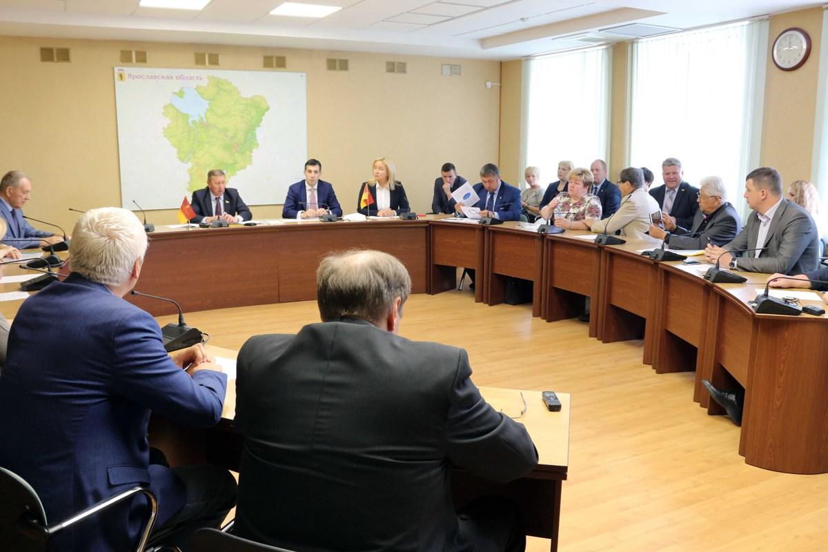 Начались общественные обсуждения по вопросу объединения медицинских учреждений Ярославля