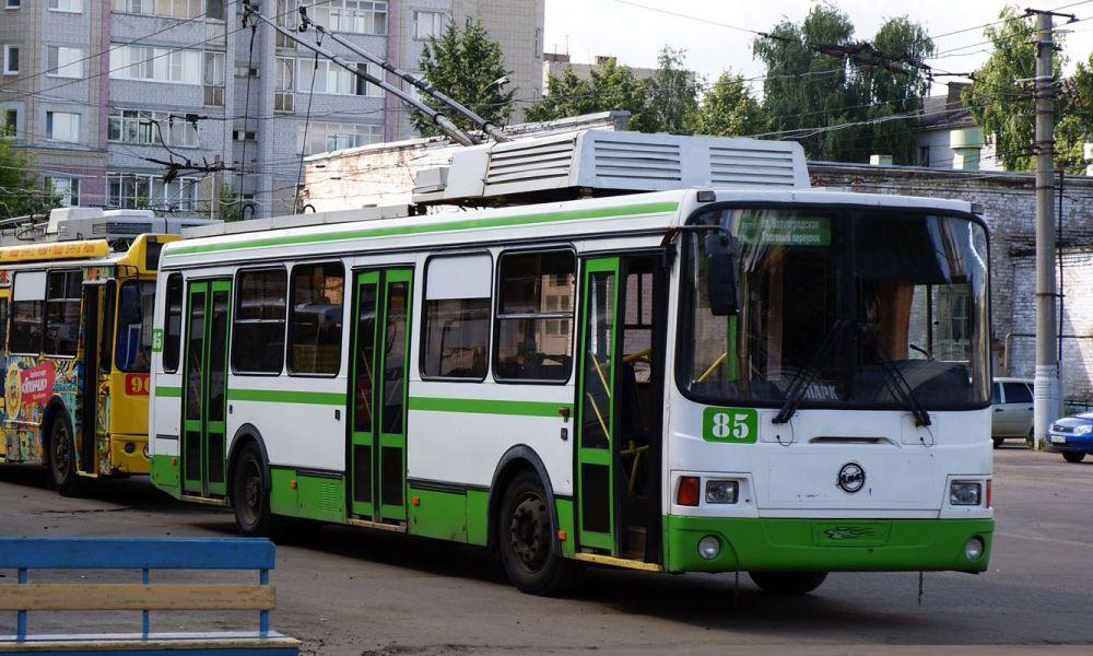 В ярославских троллейбусах появится бесплатный Wi-Fi
