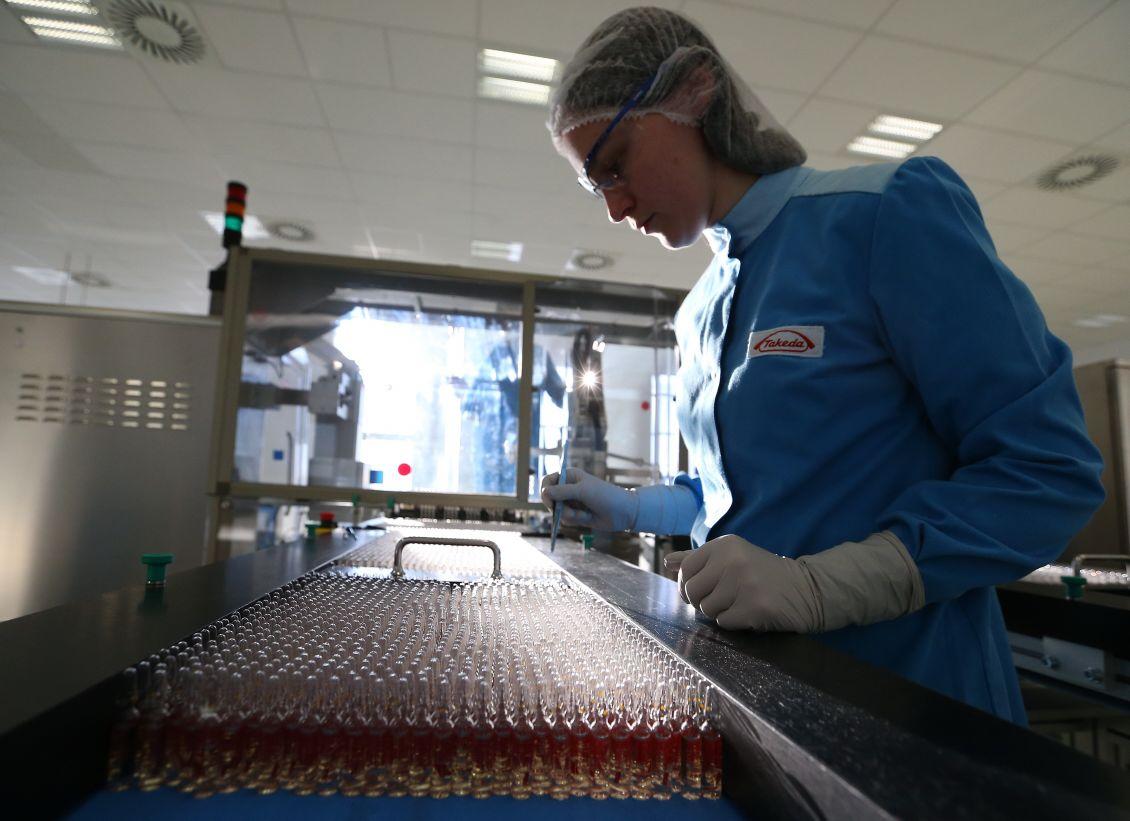 Ярославский завод одним из первых в России запустил пилотный проект по маркировке фармацевтической продукции