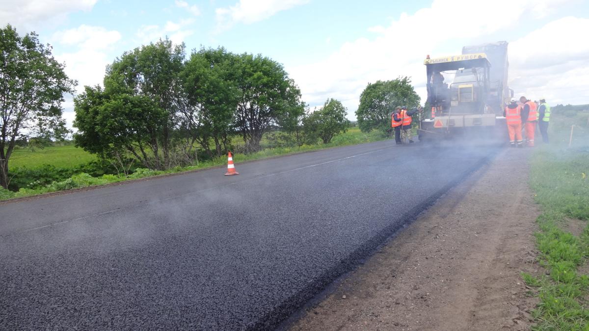 Общественники положительно оценили ход ремонта дороги Ярославль – Тутаев