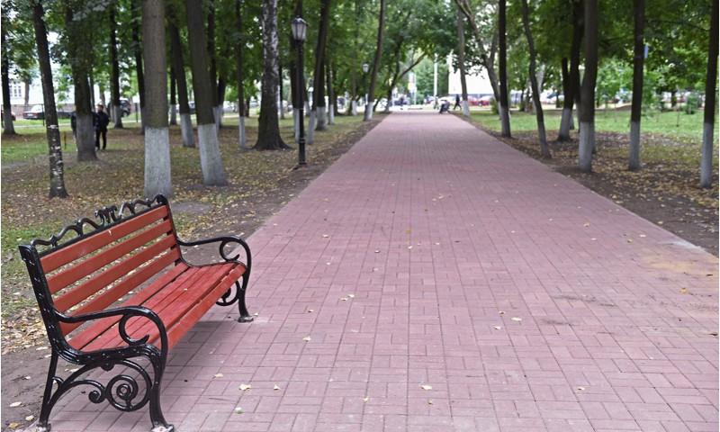Бутусовский парк вошел в число лучших проектов России по благоустройству